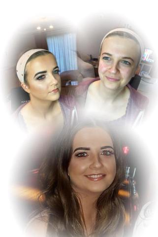 Millennial Natalie Kayleigh Grace MUA Before and After
