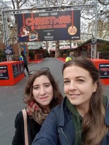 London at Christmas 1