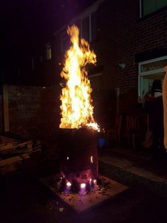 Bonfire night 2