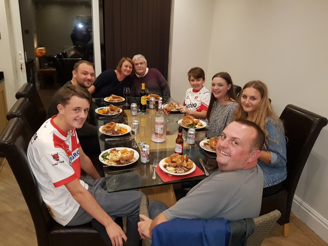 Family Sunday Roast Photo